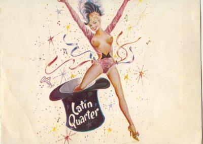latin quarter 1968